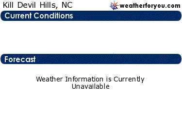 Latest Kill Devil Hills, North Carolina, weather conditions and forecast