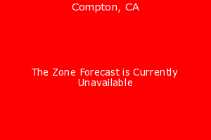 Compton, California, weather forecast