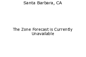 Santa Barbara, California, weather forecast