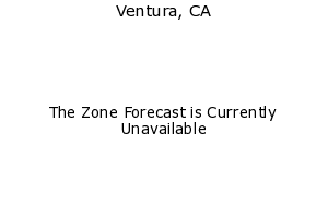 Ventura, California, weather forecast