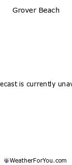 Grover Beach, California, weather forecast