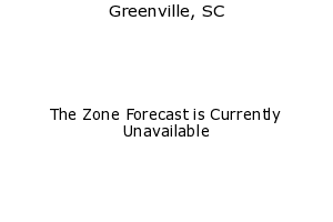 Greenville, South Carolina, weather forecast