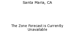Santa Maria, California, weather forecast