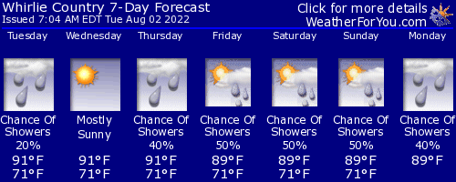 Greensboro, North Carolina, weather forecast
